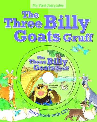 9781407589206: My First Fairytales Book and CD: The Three Billy Goats Gruff