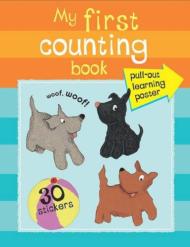 9781407589244: My First Sticker Poster: My First Counting Book
