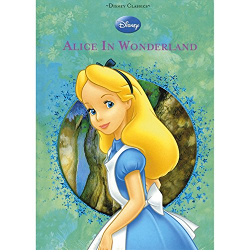 9781407589343: Disney Diecut Classic: Alice in Wonderland
