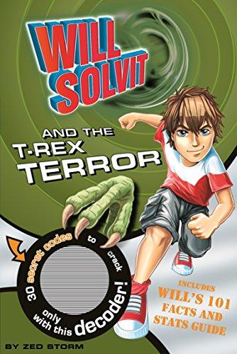 9781407589824: Will Solvit Novels: Will Solvit and the T-Rex Terror Bk. 1