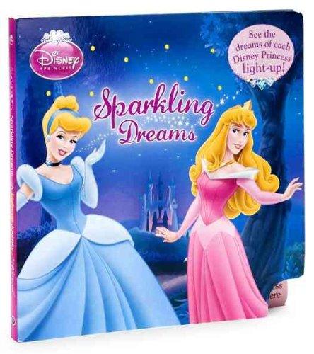 9781407589947: Sparkling Dreams: A Light-up Journey (Disney Princess)
