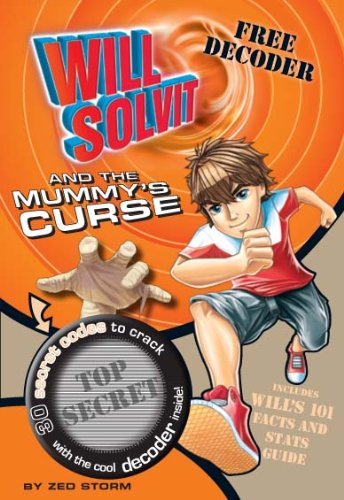 9781407590103: Will Solvit and the Mummy's Curse