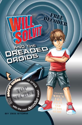 9781407590110: Will Solvit and the Dreaded Droids