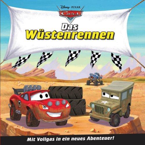 9781407592589: Disney Cars - Wüstenrennen