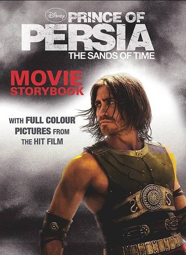 "Disney Movie Storybook: Movie Storybook: ""Prince of Persia"""