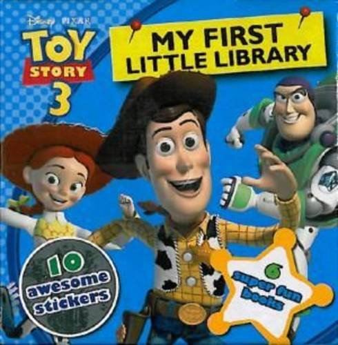 """Disney Little Library: """"""""Toy Story 3"""""""" (Disney Toy Story 3)"""
