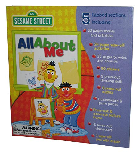 9781407593753: All About Me (123 Sesame Street)