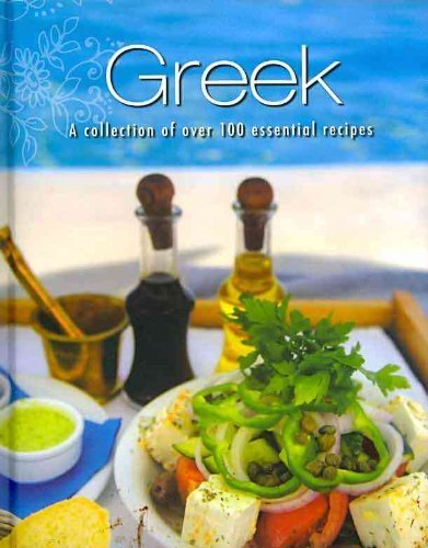 Greek: A Collection of Over 100 Essential: Parragon Books Ltd.