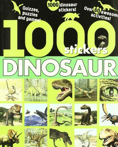 9781407595733: 1000 Stickers: 1000 Dinosaur Stickers