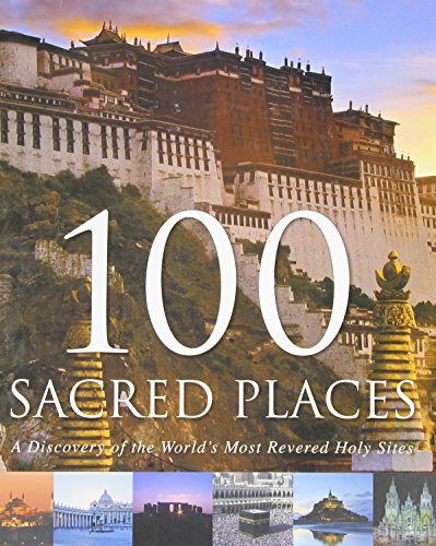 9781407596044: 100 SACRED PLACES