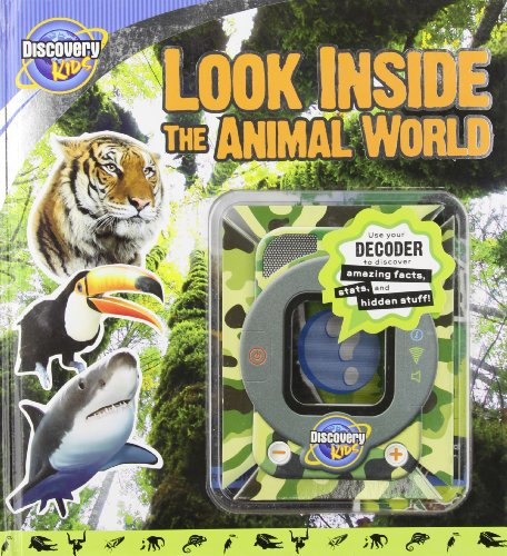 Look Inside the Animal World (Discovery Kids)