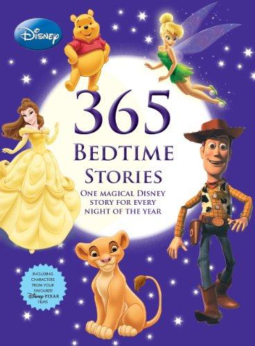 9781407598956: Disney Bedtime Stories Treasury: 365 Bedtime Stories