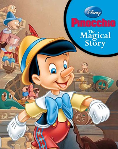 9781407599229: Pinocchio: The Magical Story