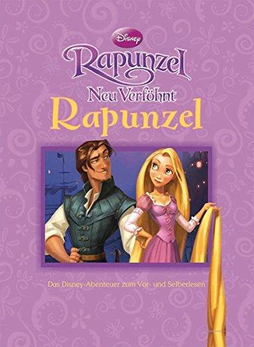 Rapunzel. Neu Verföhnt: Das Disney-Abenteuer zum Vor- und Selberlesen - Disney, Walt