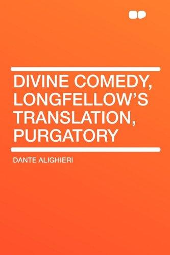 9781407605869: Divine Comedy, Longfellow's Translation, Purgatory
