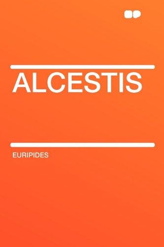 9781407608440: Alcestis
