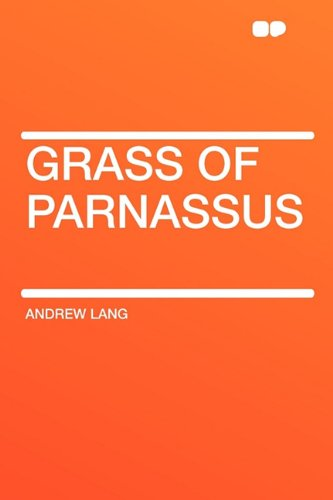9781407608884: Grass of Parnassus