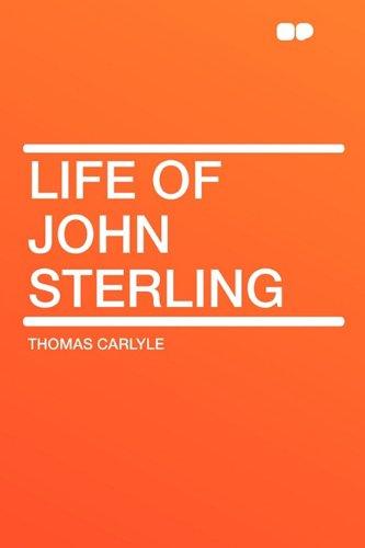 9781407610108: Life of John Sterling