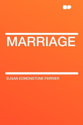 9781407612720: Marriage