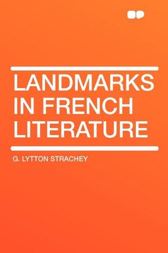 9781407612737: Landmarks in French Literature