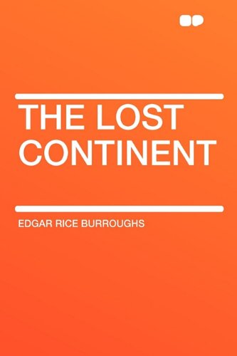 9781407613376: The Lost Continent