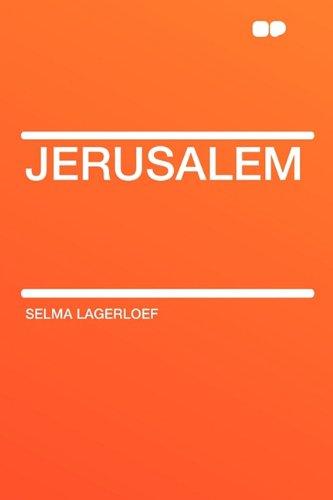 9781407615646: Jerusalem