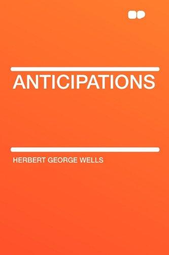 9781407619286: Anticipations