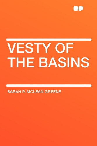 9781407619569: Vesty of the Basins
