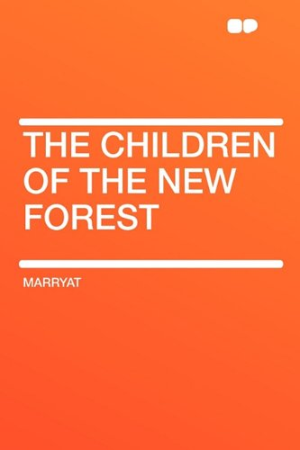 9781407620459: The Children of the New Forest