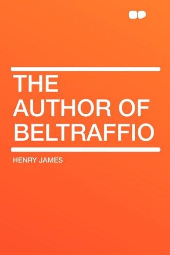 9781407622071: The Author Of Beltraffio