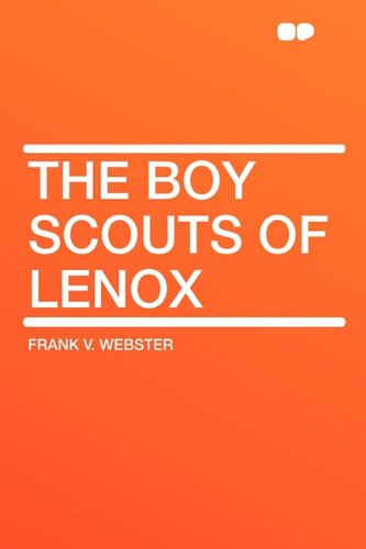 9781407622491: The Boy Scouts of Lenox