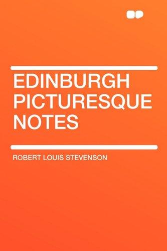 9781407623436: Edinburgh Picturesque Notes