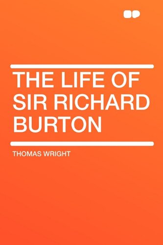 9781407625133: The Life of Sir Richard Burton