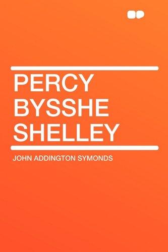 9781407627038: Percy Bysshe Shelley