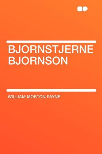 9781407627120: Bjornstjerne Bjornson