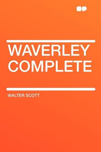 9781407629421: Waverley Complete