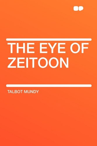 9781407630762: The Eye of Zeitoon