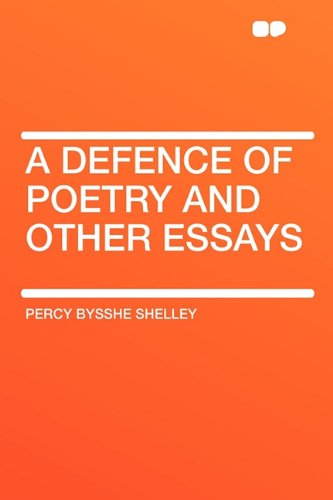 9781407631424: A Defence of Poetry and Other Essays