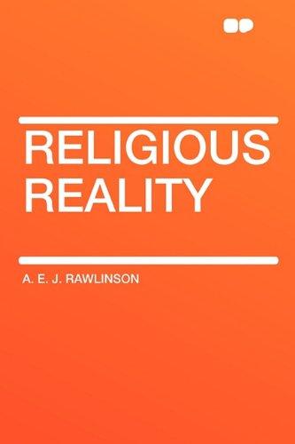 9781407634760: Religious Reality
