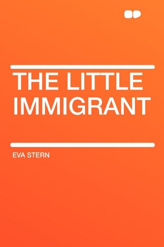 9781407641911: The Little Immigrant