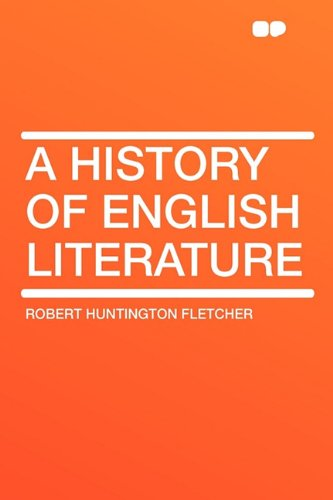 9781407642383: A History of English Literature