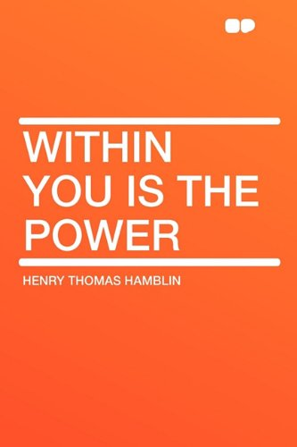 9781407642444: Within You is the Power