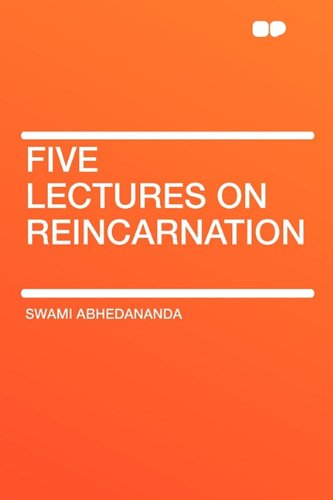 9781407643175: Five Lectures on Reincarnation