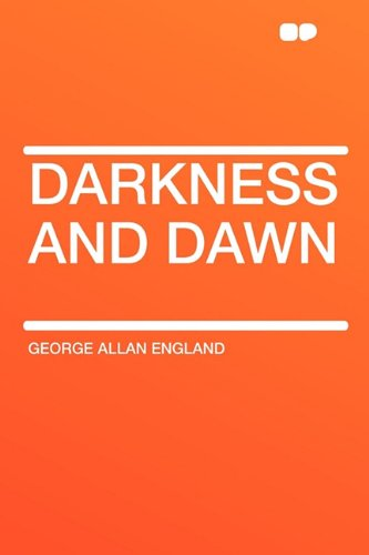 9781407643526: Darkness and Dawn