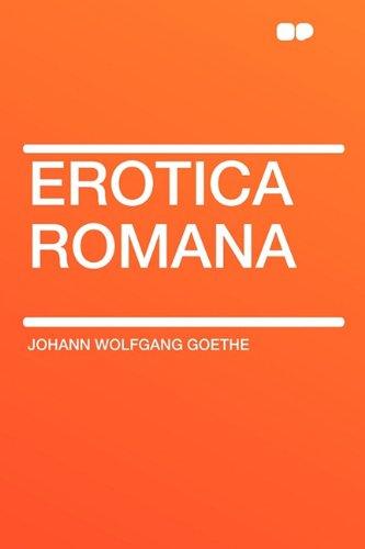 9781407646596: Erotica Romana