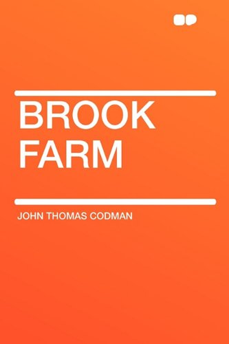 9781407646756: Brook Farm