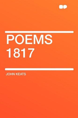 9781407648149: Poems 1817