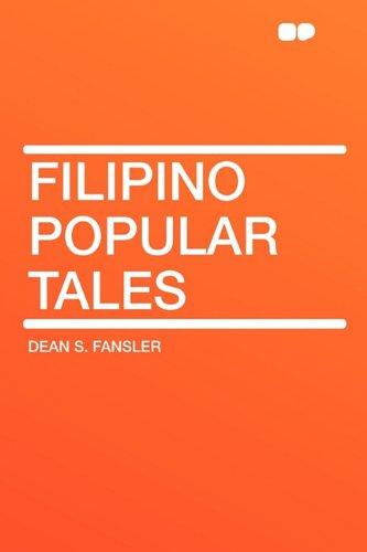 Filipino Popular Tales: Dean S. Fansler