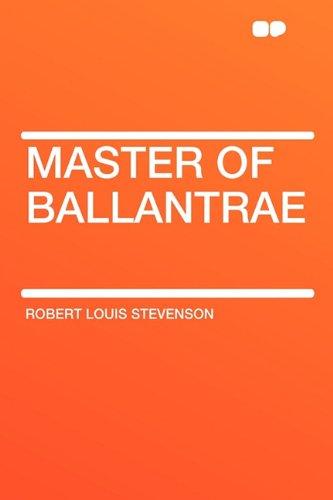9781407649733: Master of Ballantrae