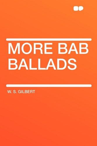 9781407652306: More Bab Ballads